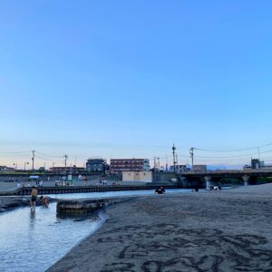 材木座海岸〜由比ヶ浜