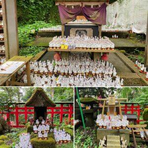 佐助稲荷神社の社殿