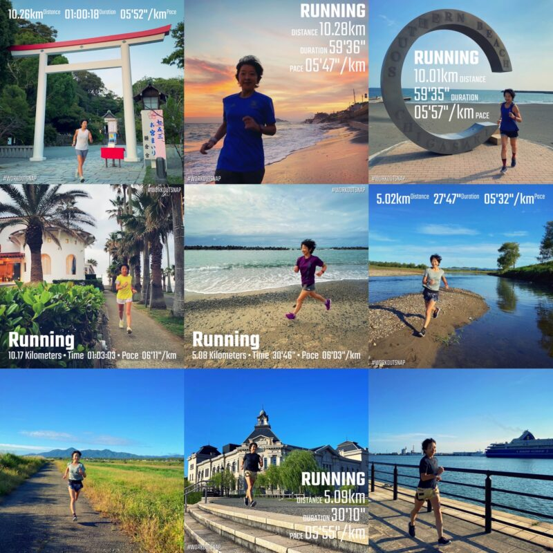 湘南国際マラソンと世界6大マラソンの2022年エントリー【週刊ラン日誌】